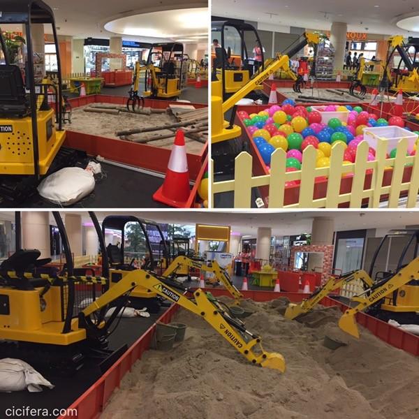 Kids@Work Playground di Mall@Alam Sutera