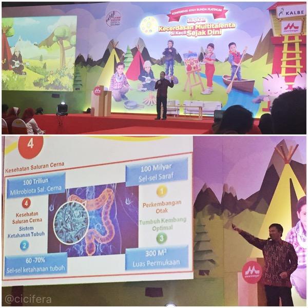 "Sesi I ""Mengungkap 4 Faktor Pembentuk Anak Generasi Multitalenta"" Oleh Dr. dr. Ahmad Suryawan, SpA(K)"