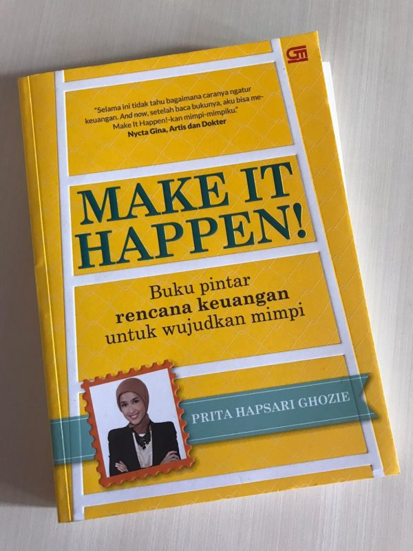 make it happen book prita ghozie