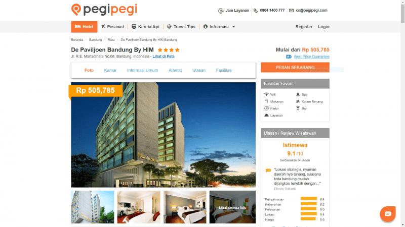Liburan Singkat ke Farm House Lembang dan Menginap di Hotel Bintang 4 Terbaik Kota Bandung
