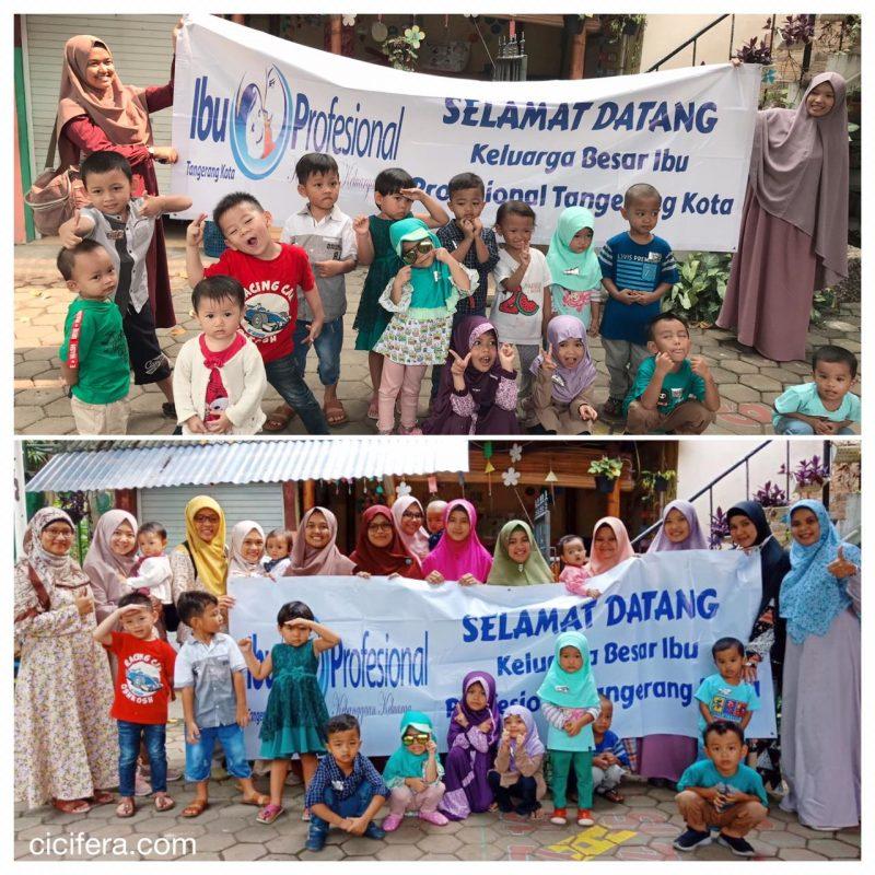 Playdate Minim Sampah Bersama IP Tangerang Kota